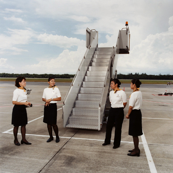 Будни стюардесс