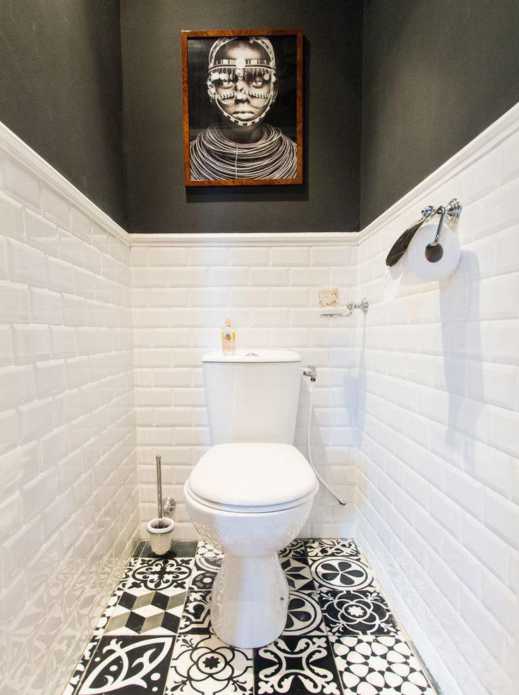 Дизайн тайной комнаты. Как стильно оформить туалет?