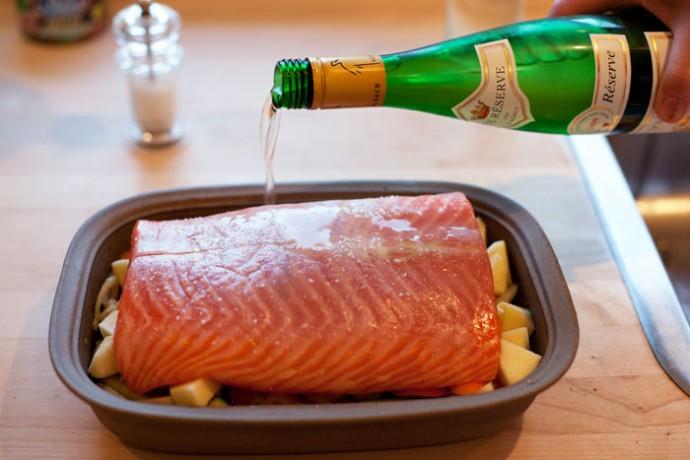 Заменители спиртных напитков в кулинарии