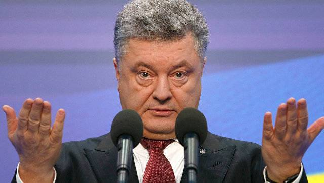 Порошенко угрожает России