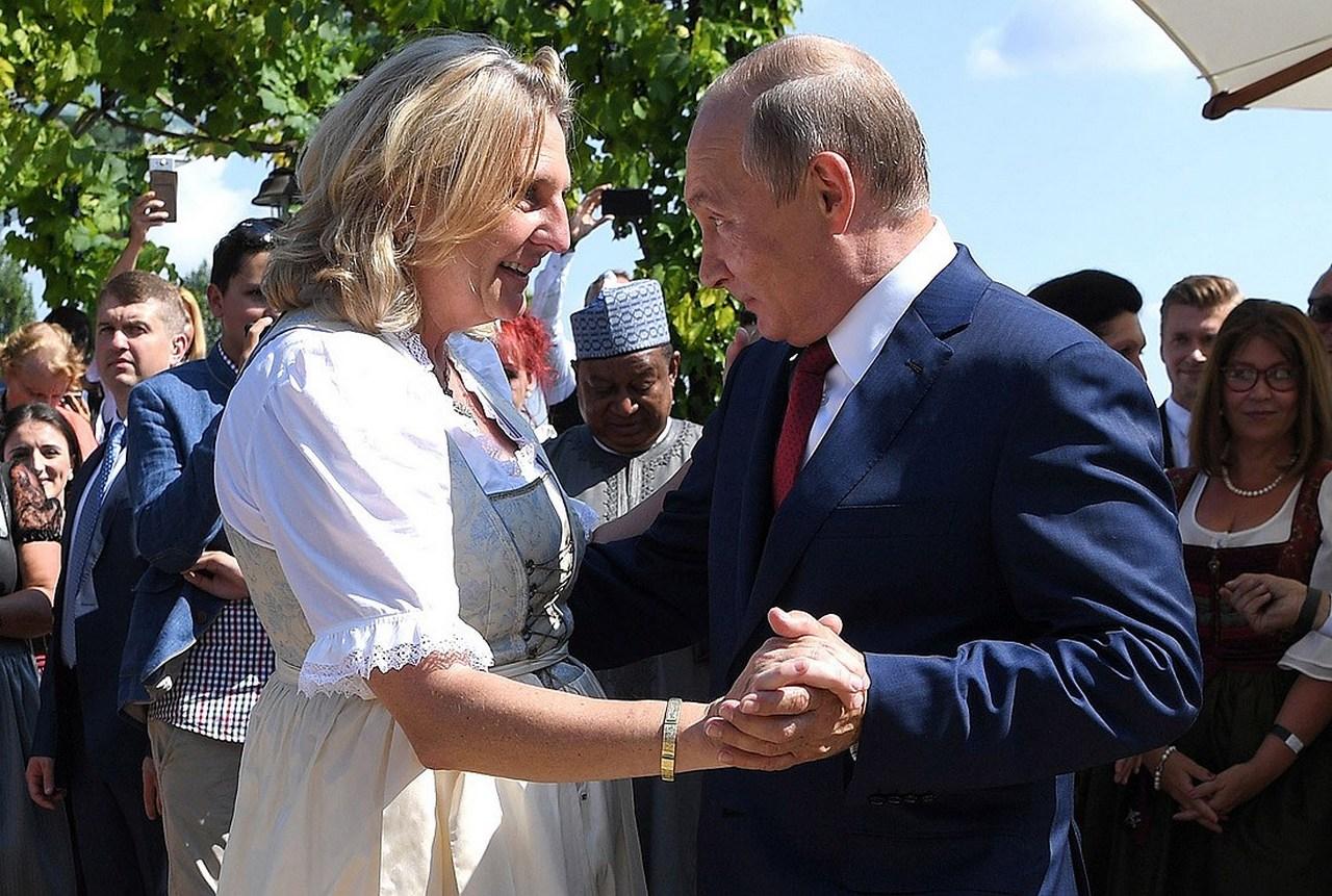 Ось Москва-Вена не только жи…
