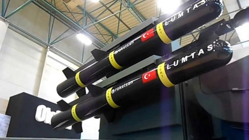 Турки хотят использовать Украину для производства ракет
