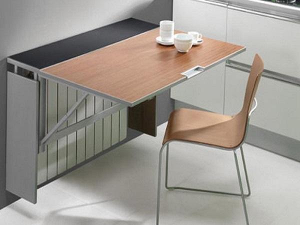 компактный обеденный стол
