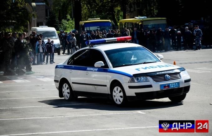 В ЛНР прогремел взрыв у здания военного комиссариата