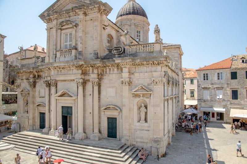 Хорватия, город Дубровник