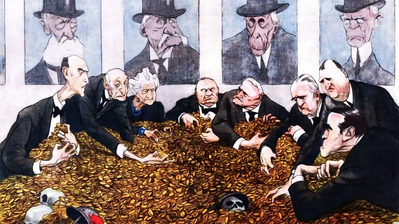Капиталистическая формация: создание рабочего класса как двойной подарок капиталистам геополитика