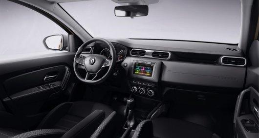 Таинственным кроссовером Renault для России оказался более роскошный Duster