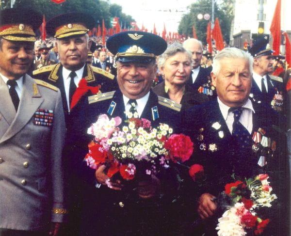 Золотые слова Героя СССР  Ковзана:  все мои тараны были против войны и против смерти