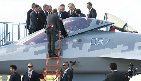 Эрдогану больше понравились «СУшки»