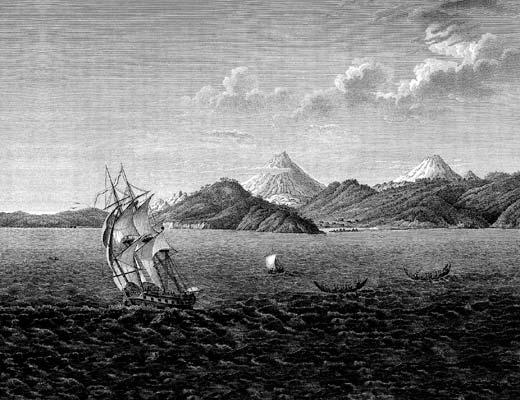 Забытые корабли. Бригантина «Юнона» и тендер «Авось» юнона, авось, корабли, заброенное