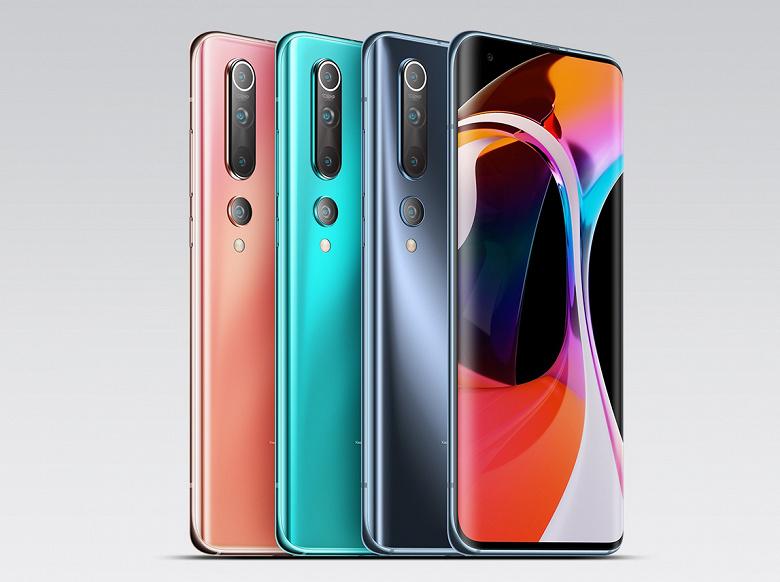 Стартовали продажи флагманского Xiaomi Mi 10
