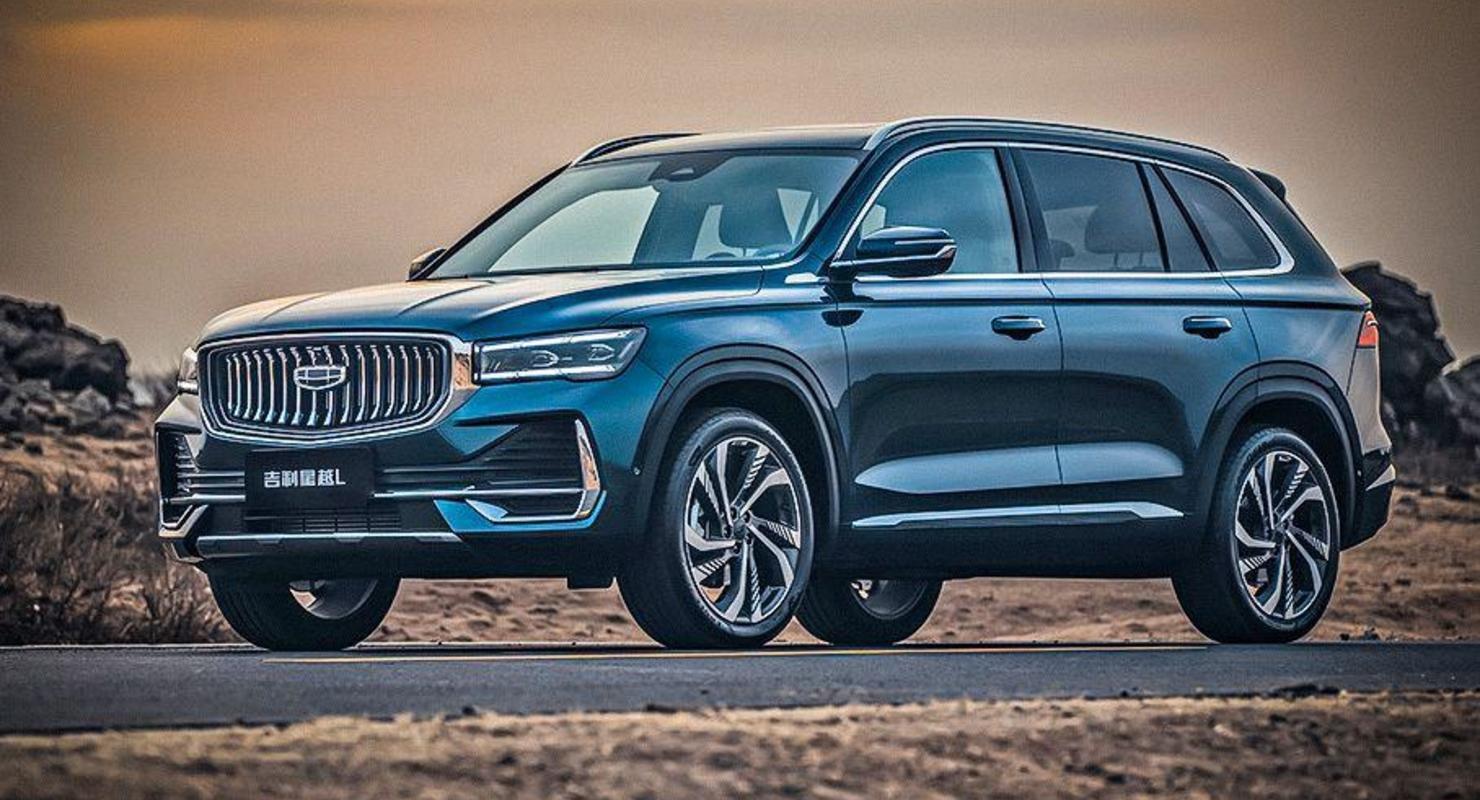 Раскрыта стоимость Geely КХ11, который появится в России Автомобили