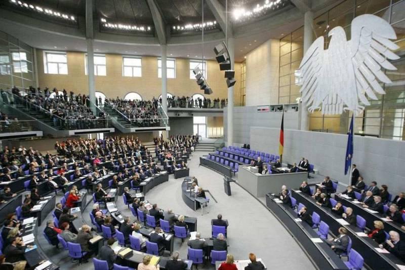 Правительство ФРГ: российской угрозы не существует