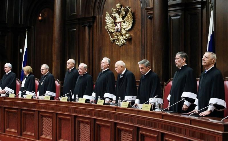 Конституционный суд признал недействительным манифест об отмене крепостного права