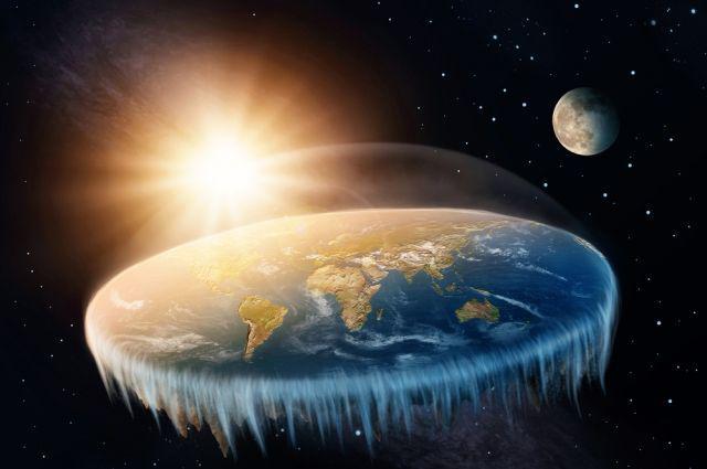 Вращение Земли уничтожит чел…