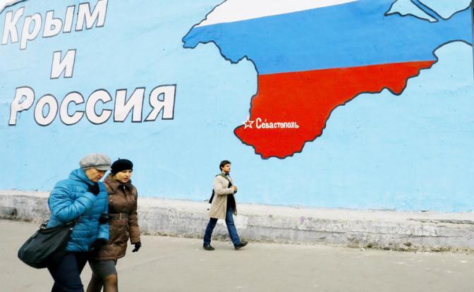 """Крым с Россией: Нас обманули, как в 1991 году"""""""