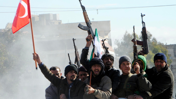 Оружие поставлено. Русские самолёты будут сбивать в Сирии? сирия