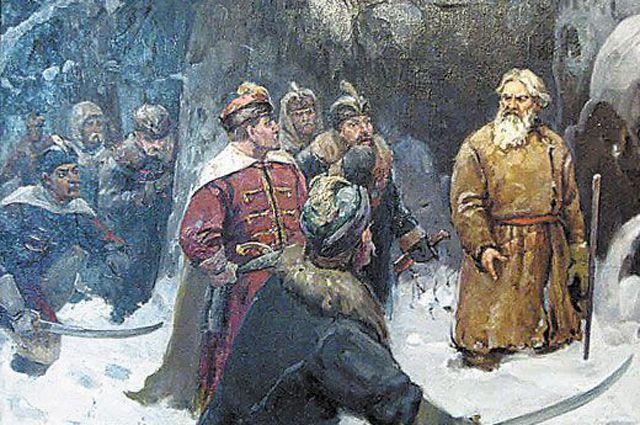Подвиг Ивана Сусанина: какие остались вопросы история