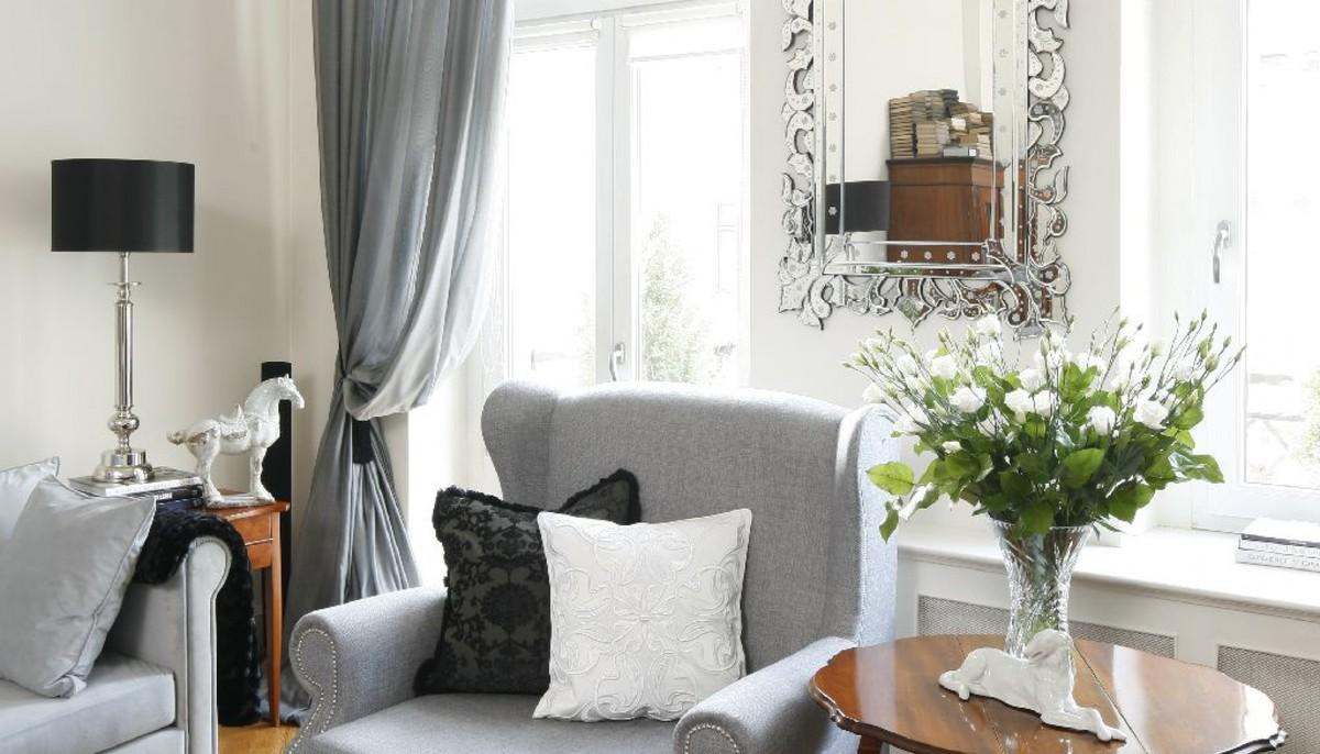Обновленная классика: современная квартира в старом доме