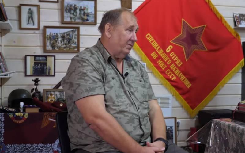 40 лет назад отряд СпН «Витязь» ВВ МВД СССР выполнил свои первые задачи