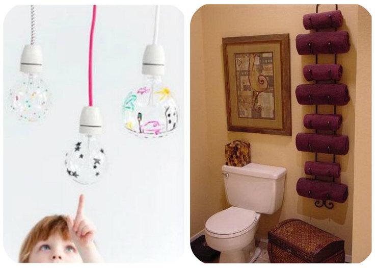 16 потрясающих лайфхаков для интерьера идеи для дома