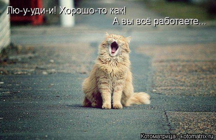 Должна быть в женщине какая-то загадка.... особенно, если женщина - кошка!))