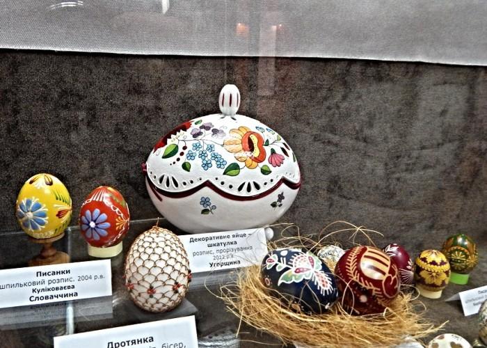 Экскурсия по украинскому музею Писанки в Коломые
