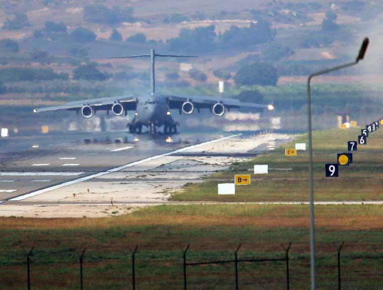 """Американская база """"Инжирлик"""" готовится к закрытию. Невзирая на """"многовекторность"""" турецкой политики"""