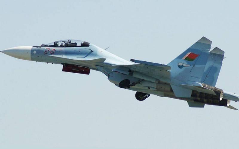 «От них лишь одни проблемы»: в Беларуси раскритиковали российские Су-30СМ ввс,геополитика