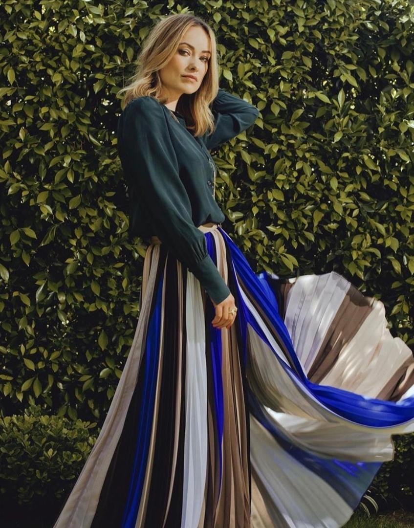 Оливия Уайлд от Райана Пфлюгера для New York Times, май 2019 красота это просто,Оливия Уайлд,Оливия Уайлд 2019
