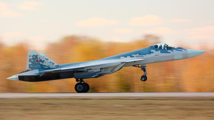 Россия решила не продавать Су-57 за рубеж...