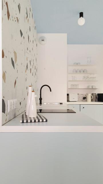 До и после: 5 французских кухонь, в которых легко узнать наши идеи для дома,интерьер и дизайн