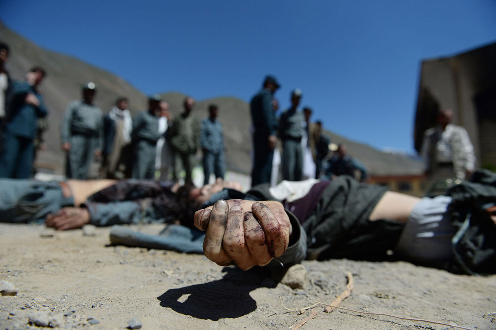 Убитые в Афганистане — обычное дело