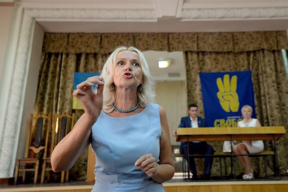 «Наше задание - село Кучкино, с которого началась Москва»: Фарион пообещала развалить Российскую империю