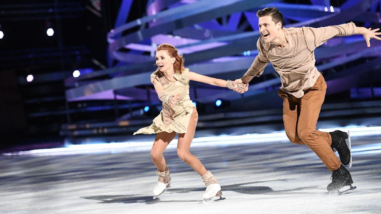 «Я буквально сошла с ума»: Ольга Кузьмина назвала секрет победы в «Ледниковом периоде» Шоу-бизнес