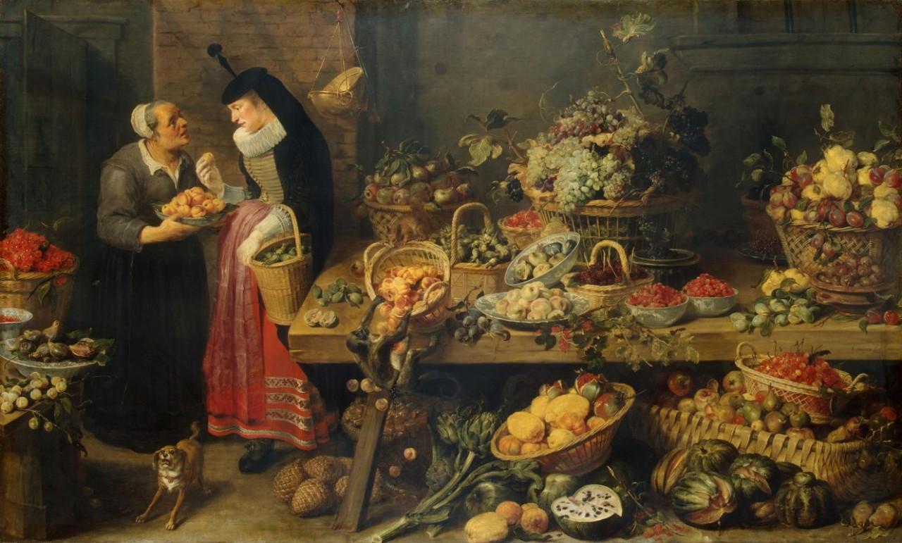 История еды в Европе (краткая и упрощенная)