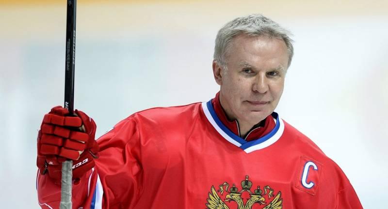 Вячеслав Фетисов: Победа как…
