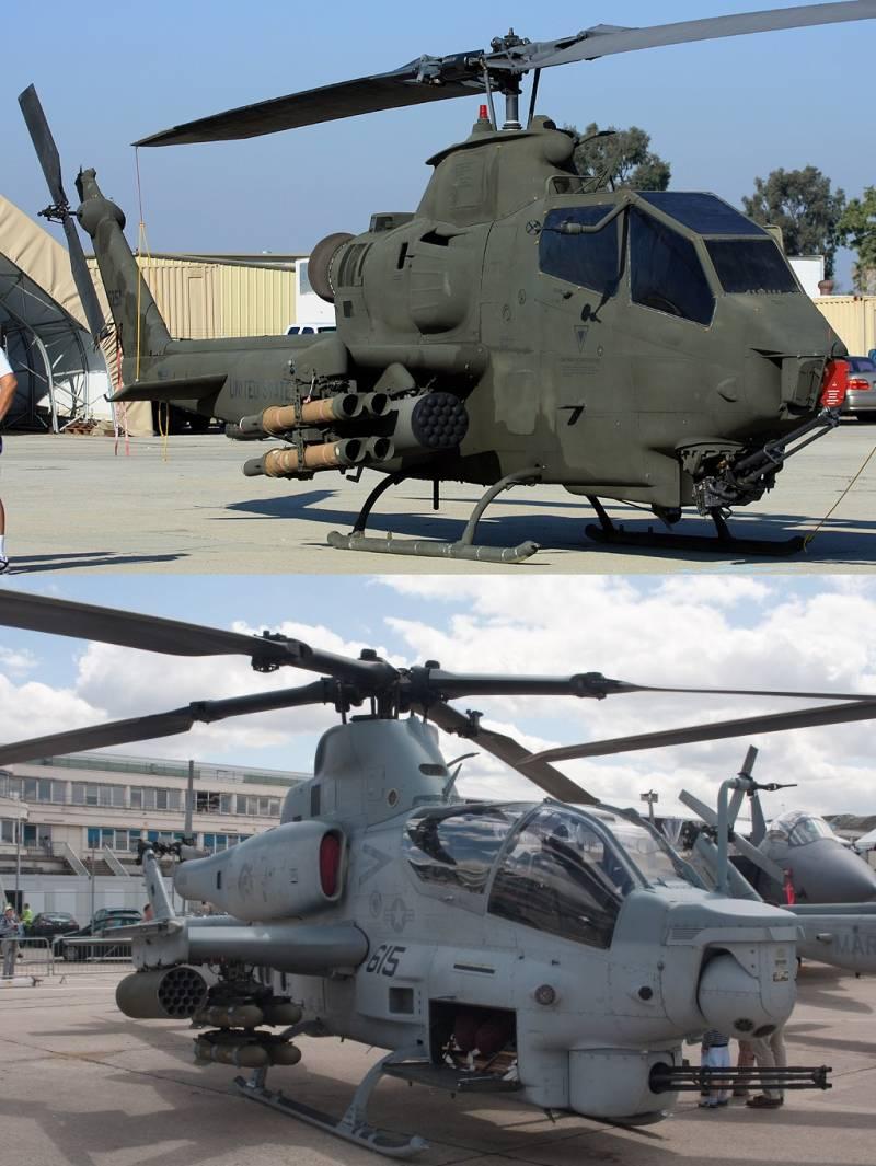 Вертолёт против танка. Противостояние длиной более полувека