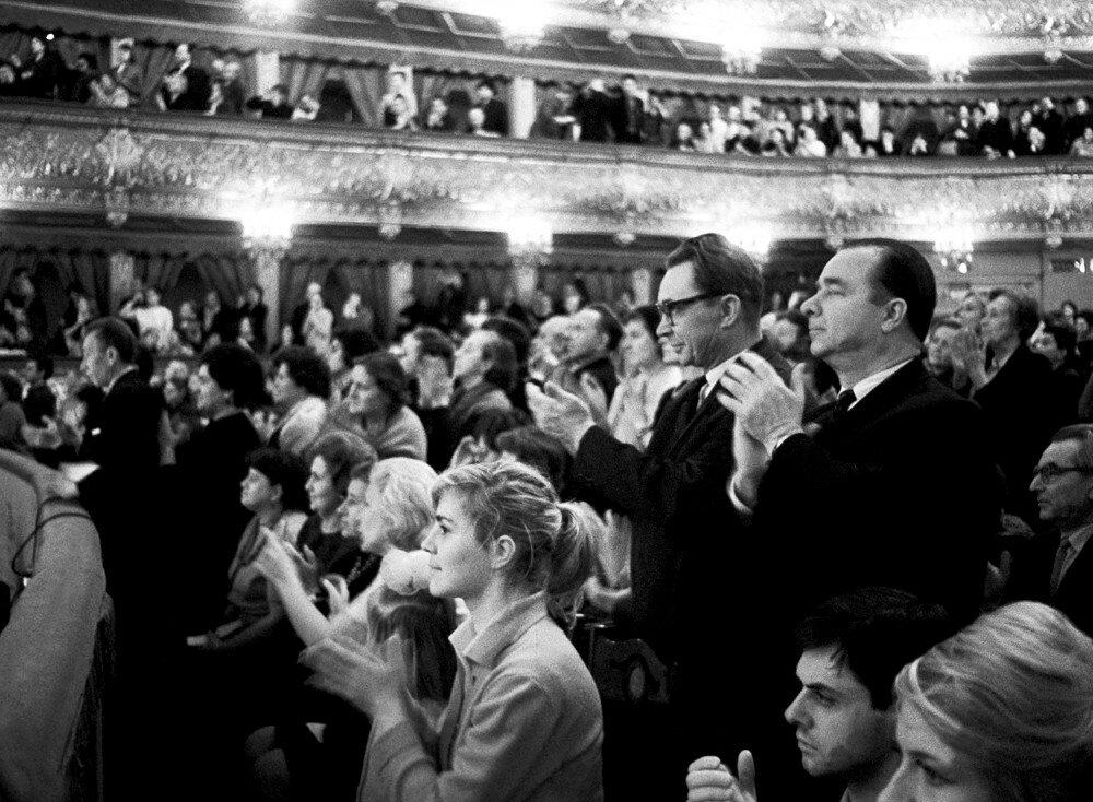 Исповедь клакера Большого театра: как заводили зал в СССР
