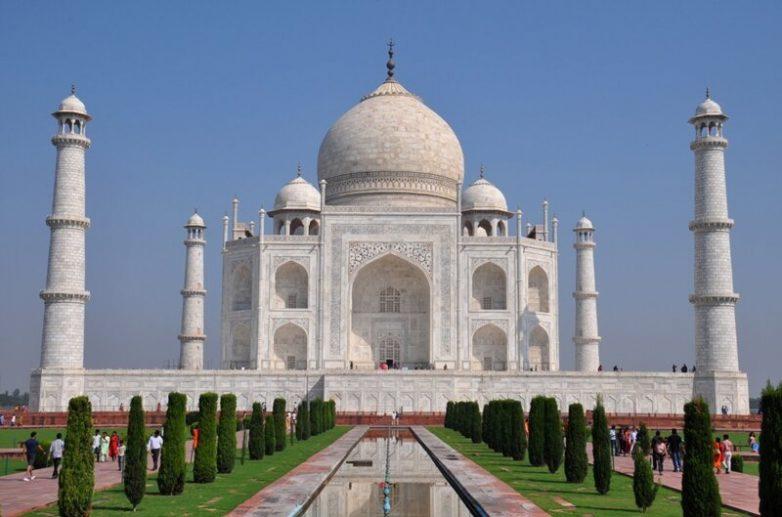 Тадж-Махал: достопримечательность Индии № 1 заграница,индия,путешествие,Тадж Махал,турист