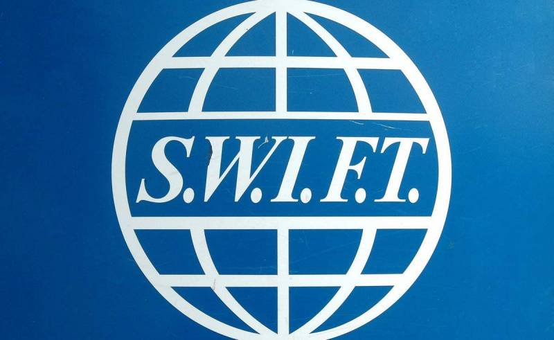 Действия России лишили смысла санкции со стороны SWIFT Новости