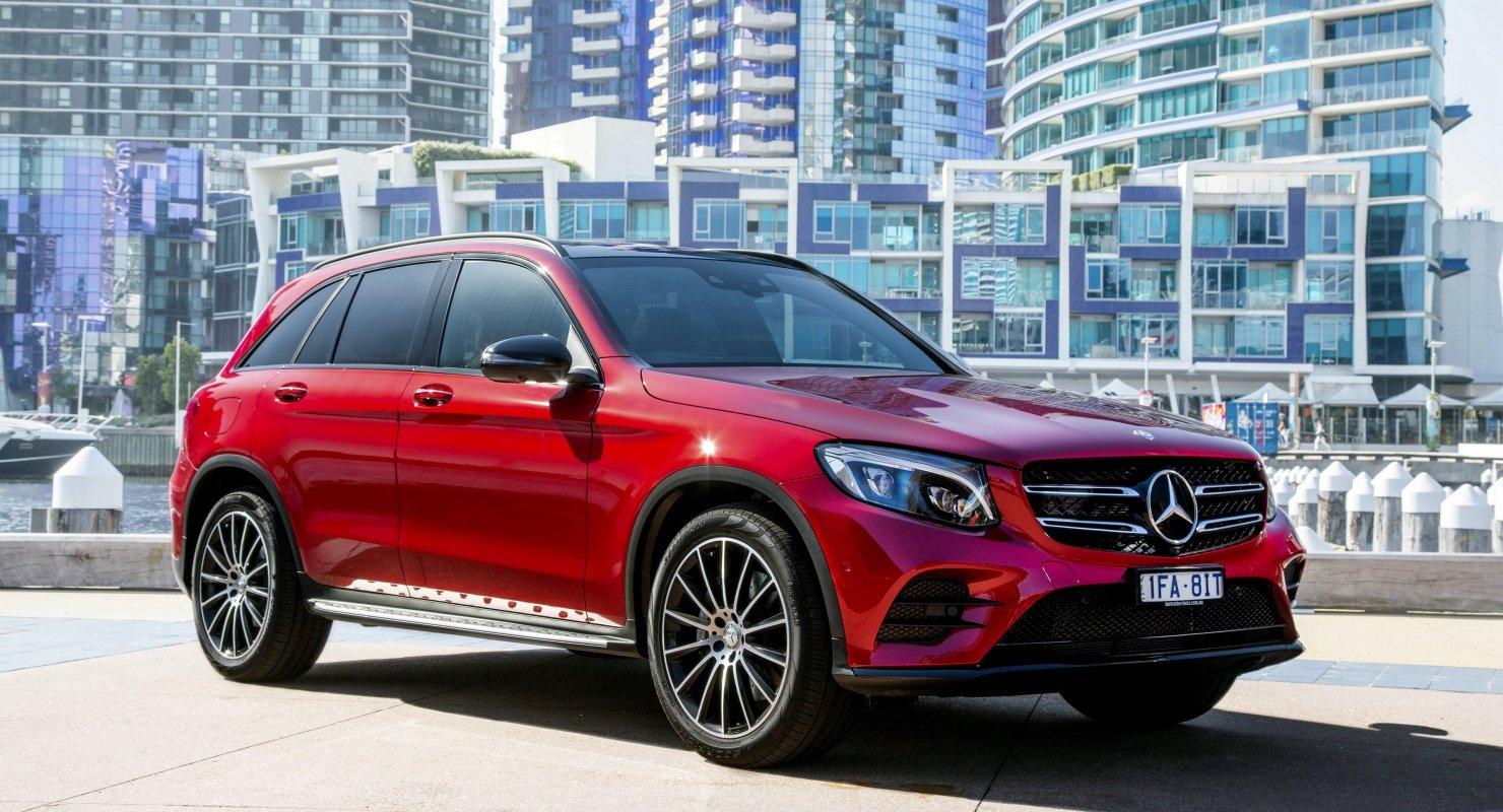 Mercedes-Benz GLC — восхищение и повышенный комфорт Автомобили