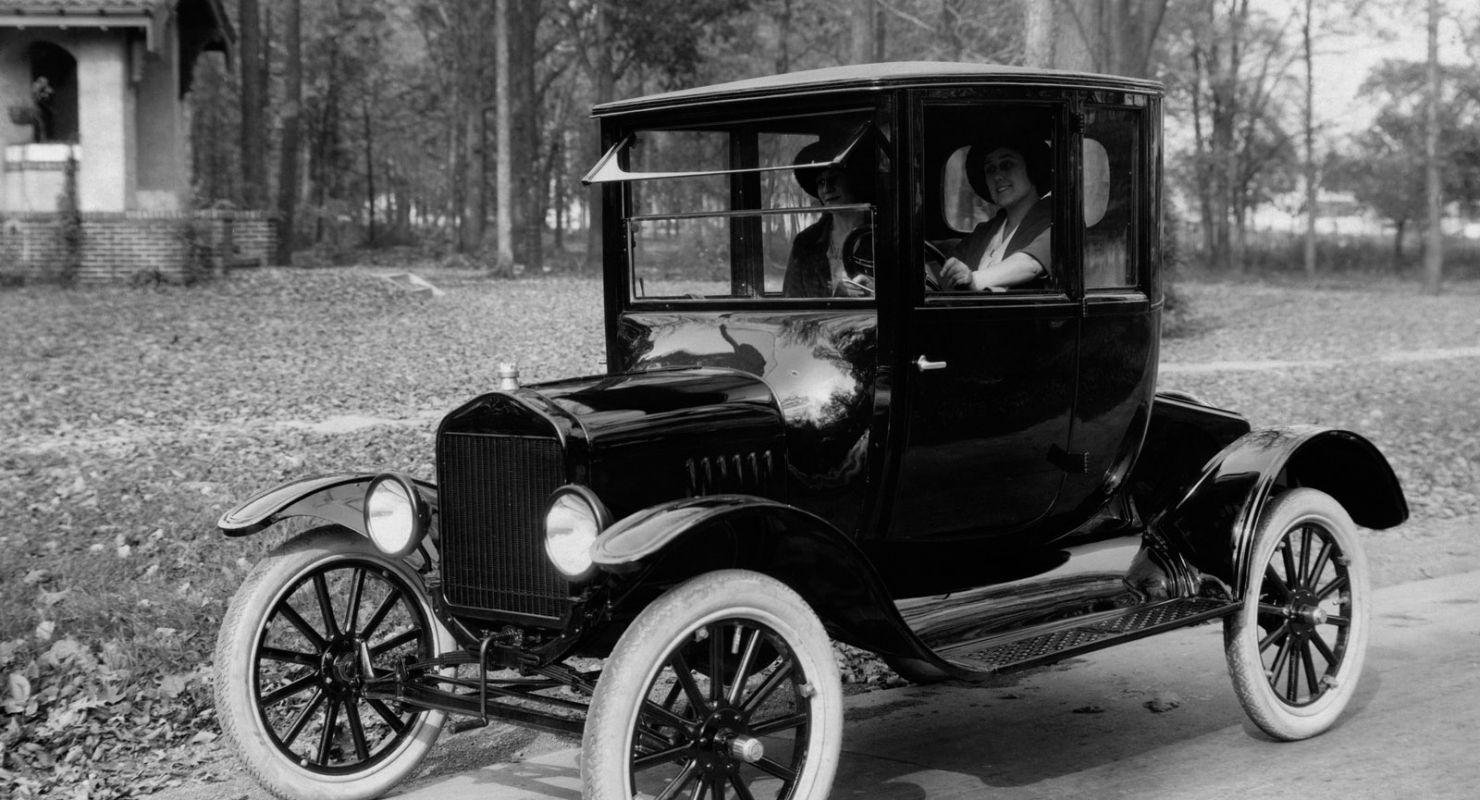 История создания компании Ford Автомобили