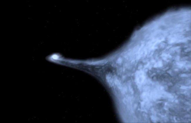 В Галактике открыта основная…