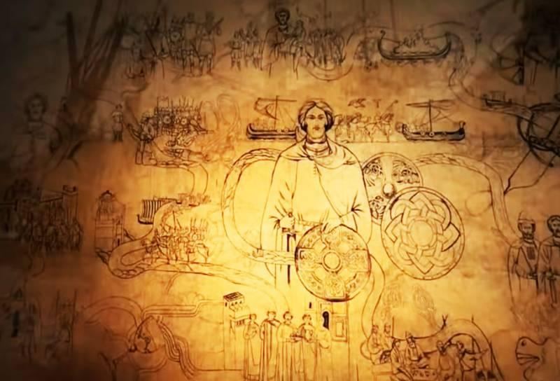 Об одном из первых князей - собирателей земли Русской