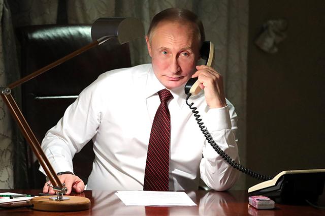 Владимира Путина выдвинули на Нобелевскую премию мира Новости