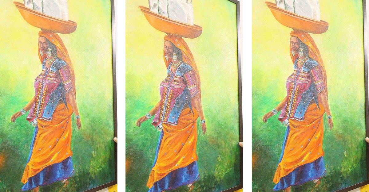 В Индии создали рекламу бойкота Международного женского дня