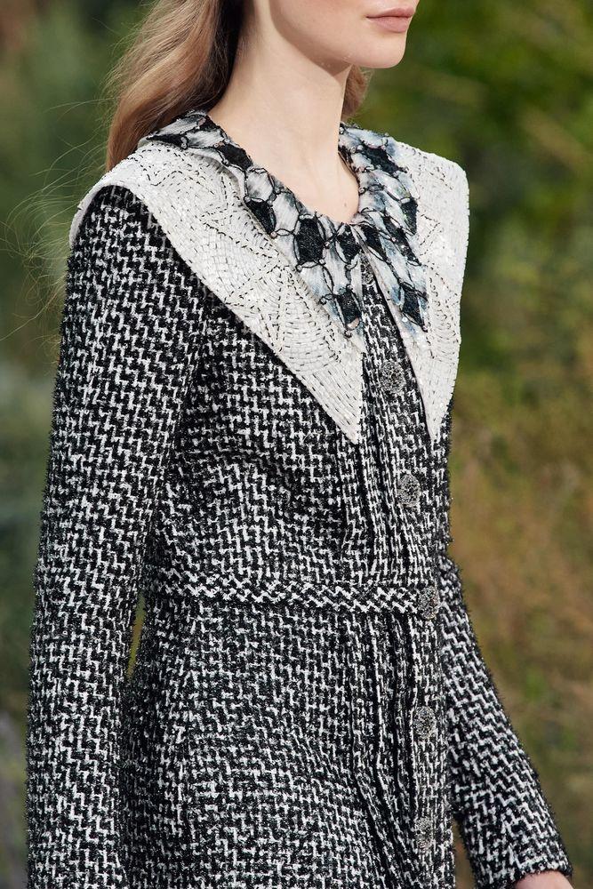 «Школьное» настроение в мире высокой моды: ТОП-30 утончённых образов из новой весенне-летней коллекции Haute Couture Chanel 2020 chanel,haute couture,дизайнеры,коллекции,мода,мода и красота