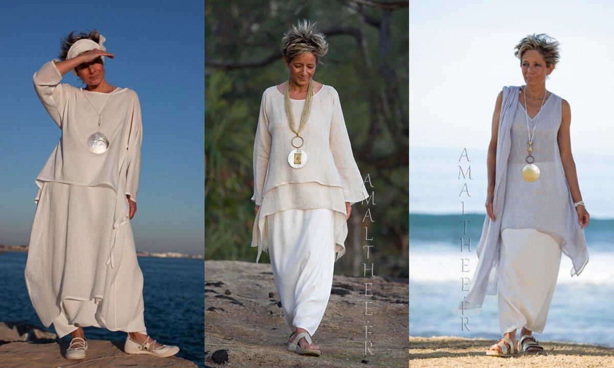Шьем сами: Бохо платья и туники с выкройками выкройки,мода,шитье