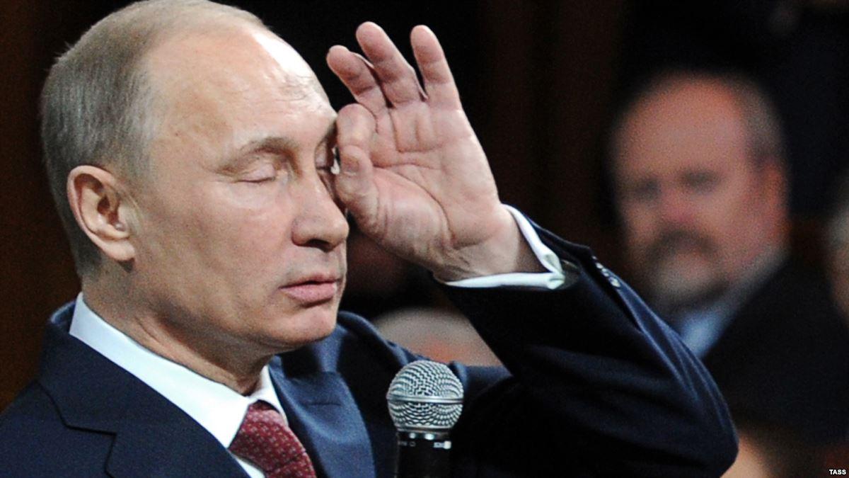 Владимир Путин перед лицом износа власти (взгляд из-за бугра)
